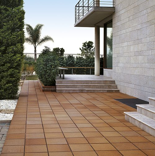 Manufacturer of Natural Klinker - Marketing of floor tiles of high