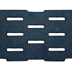 Rejilla XL 16,5x24x2 Basalto