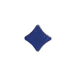 Estrella 6x4,5x1,5 azul esmaltado