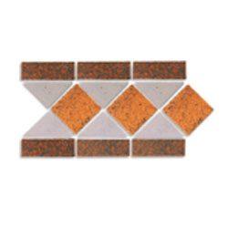 cenefa cerámica antideslizante y resistente al hielo