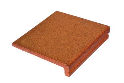 peldaño cerámico para exteriores antideslizante y resistente al hielo