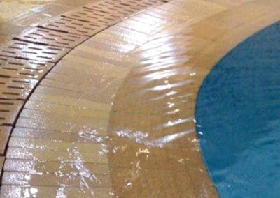 Водоотводящие каналы и ливнёвки из клинкера