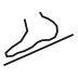 Terraklinker cumple los requisitos de la clase C según la norma DIN 51097 – Alta resistencia al resbalamiento según el método de la rampa de andar descalzo e interposición de agua